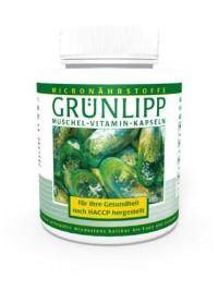 Vita World Grünlippmuschel und Vitamine 540 Kapseln