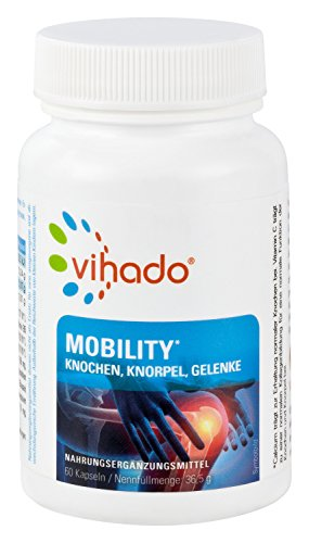 Vihado Mobility - Knochen, Knorpel, Gelenke, 60 Kapseln