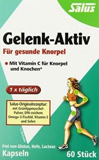 Salus Gelenk-Aktiv Grünlippmuschel Kapseln