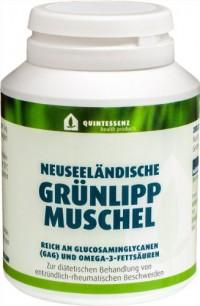Quintessenz Neuseeländische Grünlippmuschel Kapseln 120 Stück